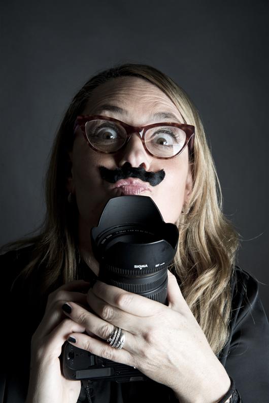 Paola Luciani - fotografa ed ideatrice del progetto
