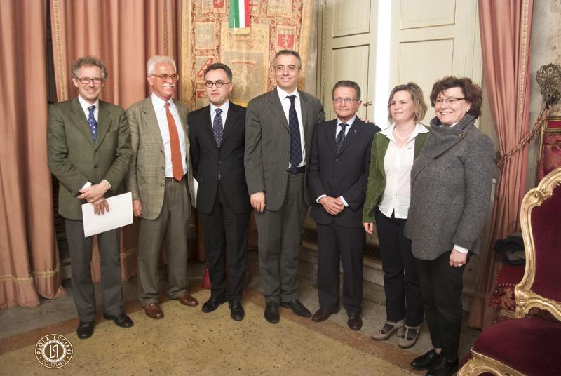 Presentazione del Video presso Provincia di Bologna